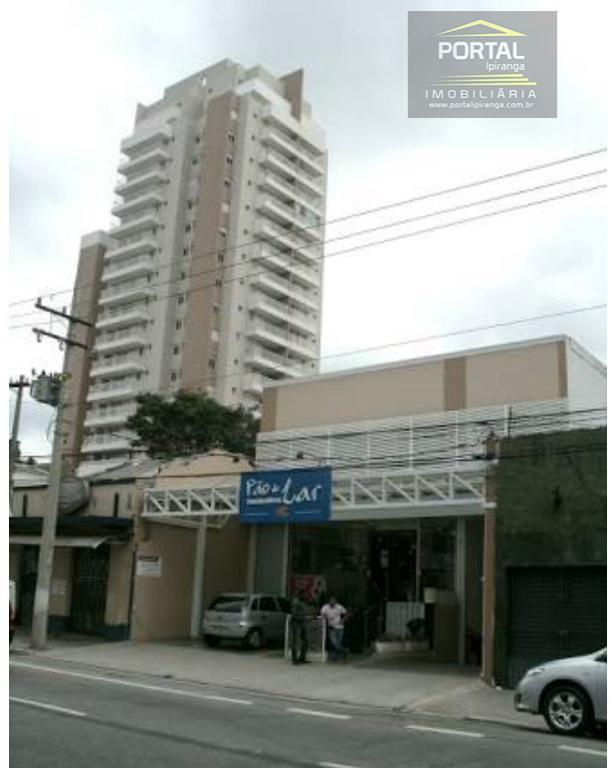 Apartamento Residencial à venda, Ipiranga, São Paulo - AP2467.
