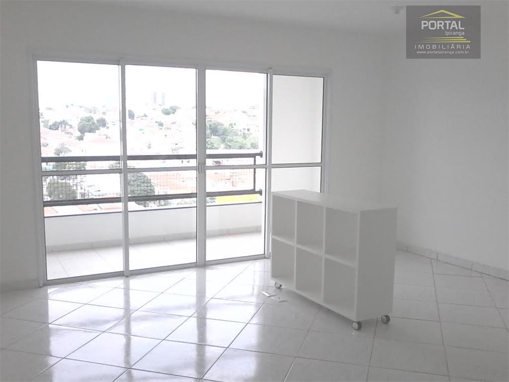 Apartamento studio para locação, Cambuci, São Paulo.