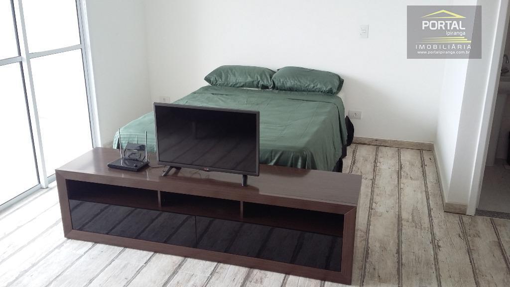 Apartamento para locação, Cambuci, São Paulo - AP3097.