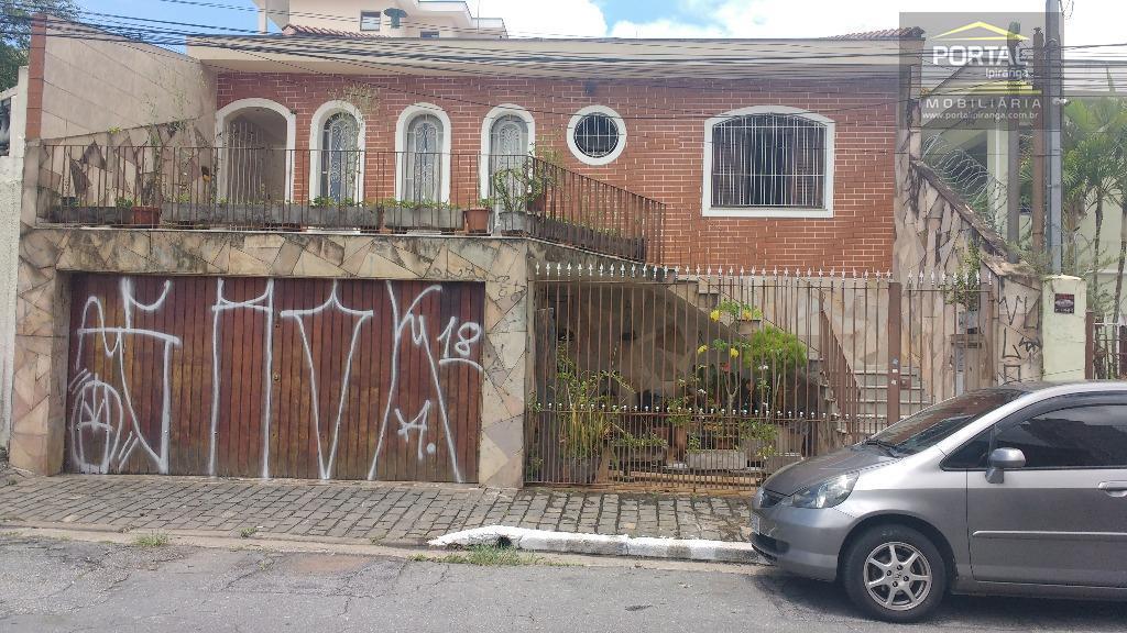 Casa residencial à venda, Vila São José, São Paulo.