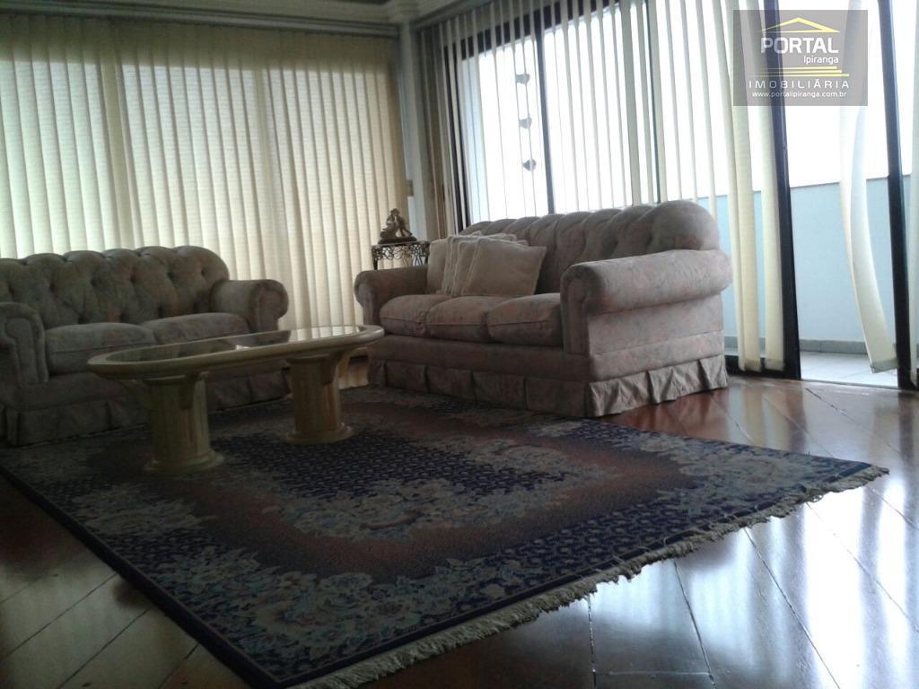 Apartamento Alto Padrão à venda, próximo ao Museu do Ipiranga.