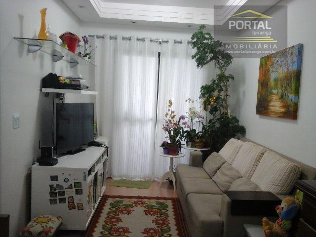 Apartamento 02 dormitórios à venda na Vila Monumento.