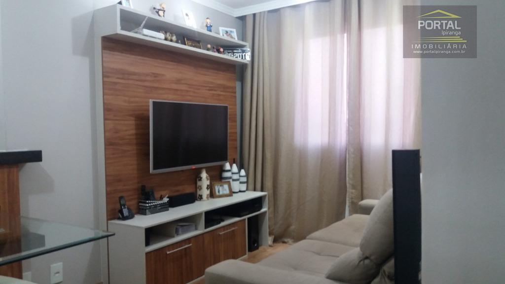Apartamento à venda, Vila Caraguatá, São Paulo.