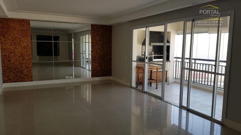 Apartamento alto padrão para venda/locação, Ipiranga, São Paulo.