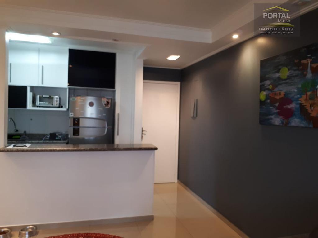 Apartamento à venda, Vila das Mercês, São Paulo.