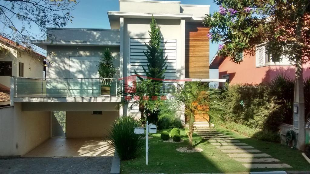 Sobrado  residencial à venda, Condomínio Arujá 5, Arujá.