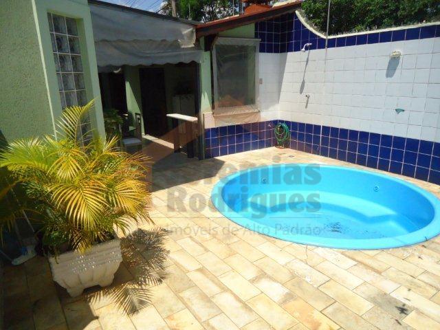 Casa residencial para venda Jardim Maria Augusta, Taubaté - CA2218.