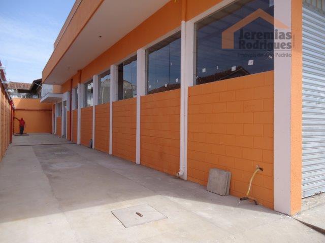 Ponto comercial para locação, Centro, Pindamonhangaba - PT0055.