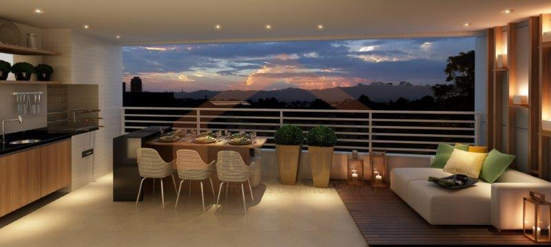 Apartamento residencial à venda, Monção, Taubaté.