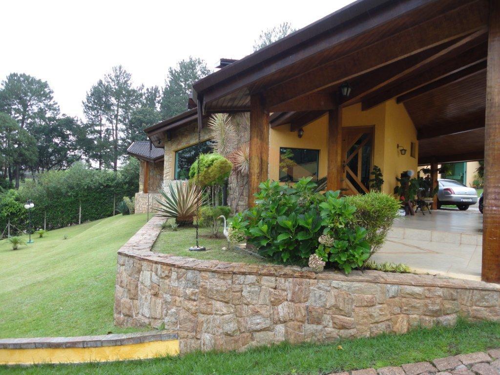 Casa residencial à venda, Chácaras Cataguá, Taubaté.