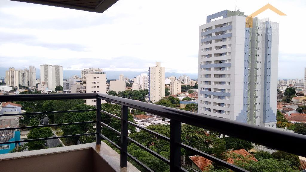 Apartamento residencial para venda e locação, Jardim Eulália, Taubaté.
