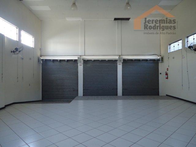 Salão  comercial para venda e locação, São Benedito, Pindamonhangaba.
