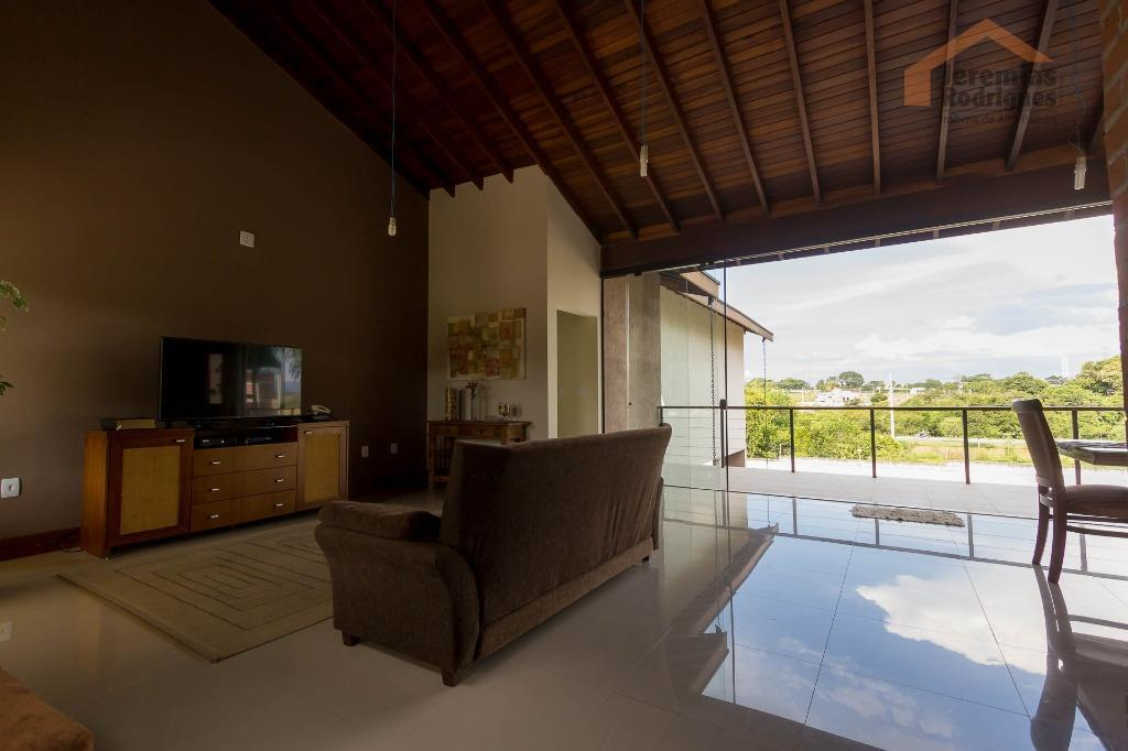 Casa residencial à venda, Condomínio Colonial Village, Pindamonhangaba - CA3083.