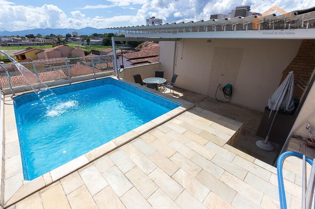 Apartamento residencial à venda, São Benedito, Pindamonhangaba - AP2562.