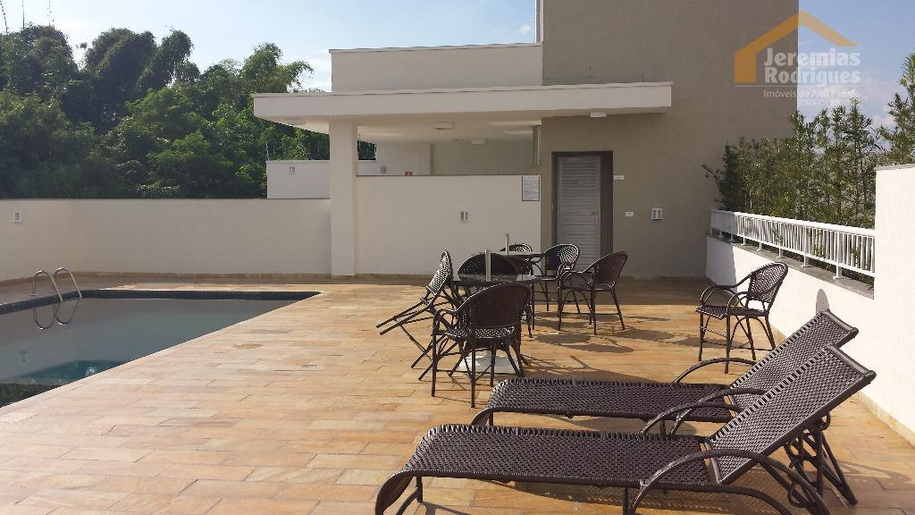Apartamento residencial à venda, Vila São José, Taubaté.