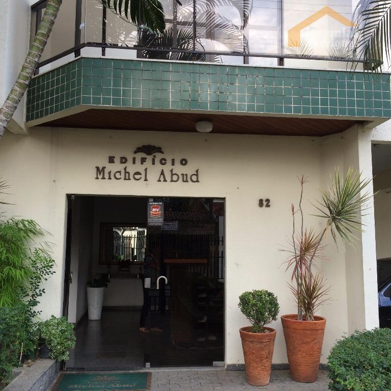 Apartamento residencial à venda, Centro, Taubaté - AP3589.