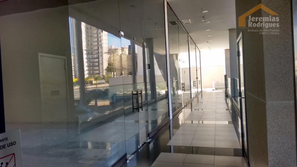 Sala comercial para venda e locação, Barranco, Taubaté - SA0403.
