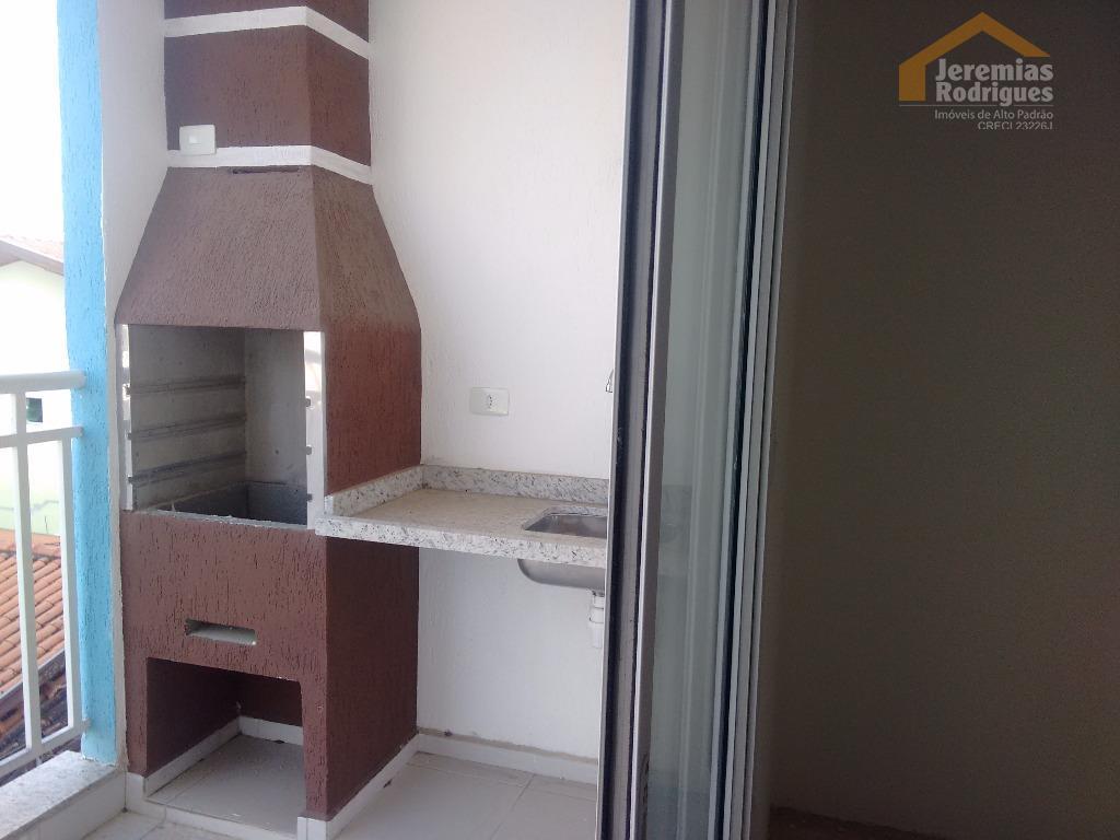 Apartamento residencial à venda no Edifício Isabela em Taubaté.