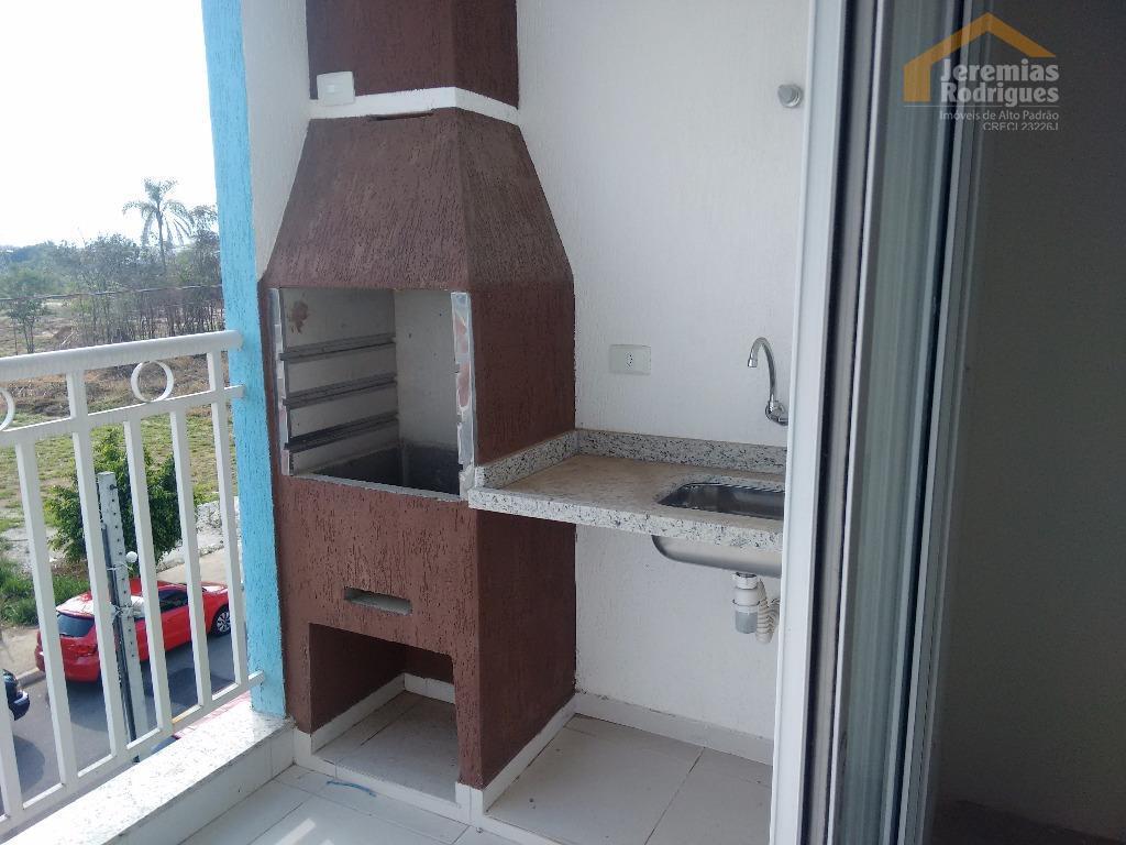 Apartamento residencial à venda no Edifício Isabela em Taubaté - AP3745.