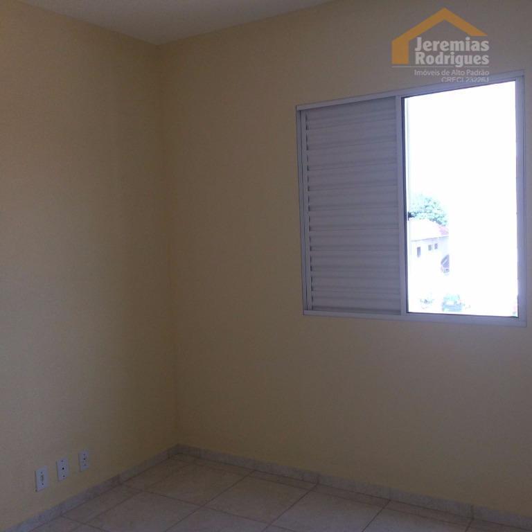 Apartamento residencial para venda e locação no  Edifício Caetá em Taubaté.