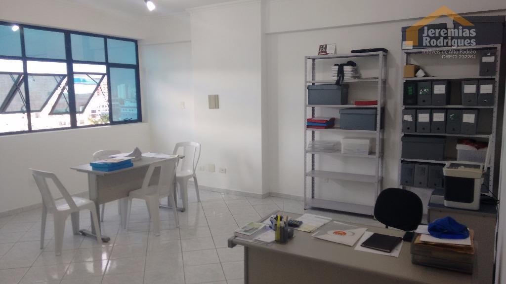 Sala comercial para venda no Edifício Central Offices Taubaté.