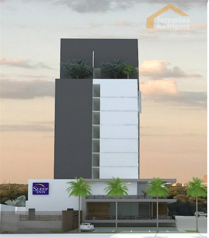 Apartamento comercial à venda no Edifício Spleep Inn em Pindamonhangaba.