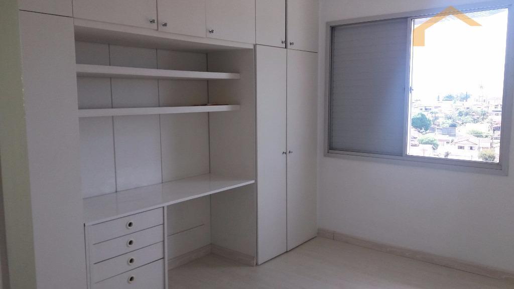 Apartamento residencial para venda e locação, Santana, Pindamonhangaba - AP0091.