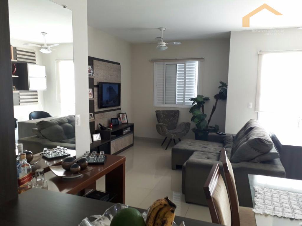 Apartamento residencial à venda no Edifício Torres do Vale em Taubaté - AP3944.