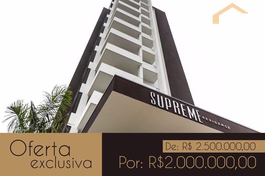 Apartamento residencial à venda no Edifício Suprême Residence em Taubaté - AP3490.
