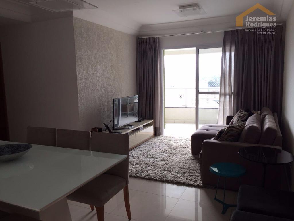 Apartamento residencial à venda no Condomínio Varandas da Mantiqueira em Taubaté.