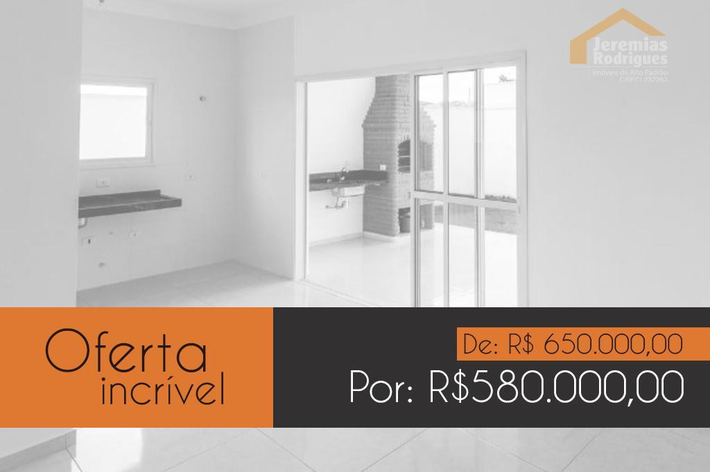 Casa residencial à venda no Condomínio Veredas dos Manacás em Pindamonhangaba - CA3460.