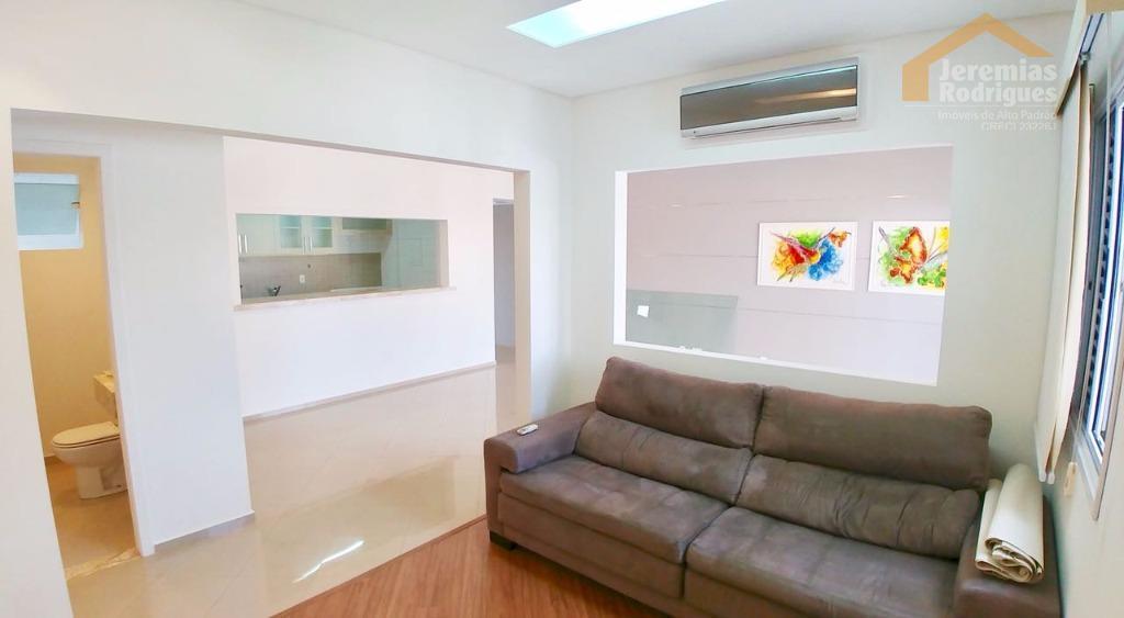Apartamento residencial à venda no Edifício Solar do Jatobá em Taubaté.