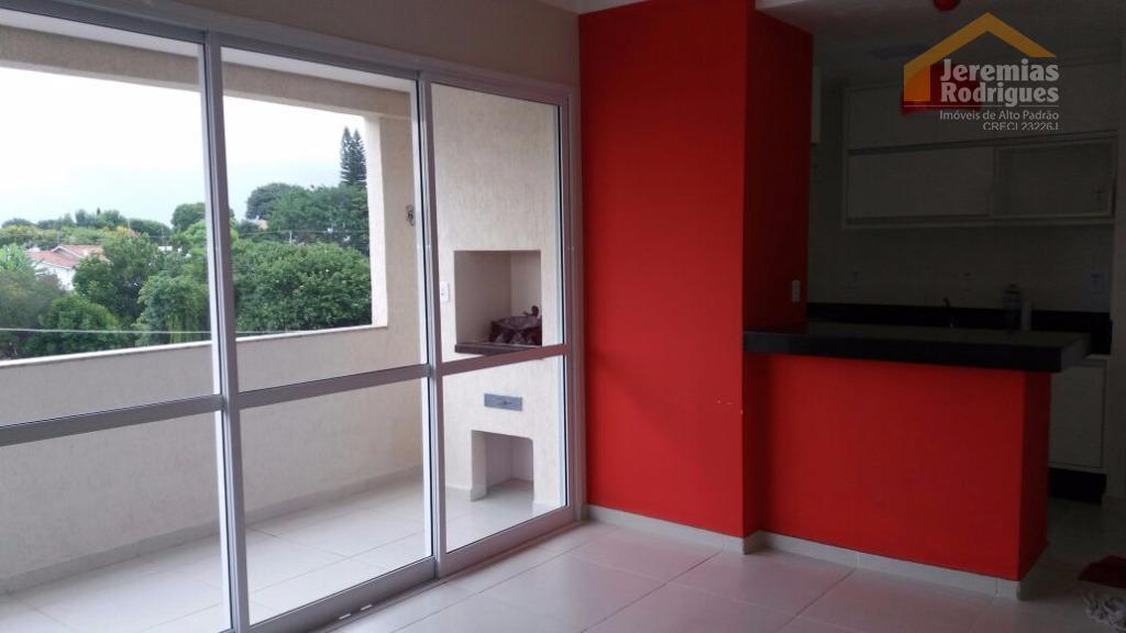 Apartamento residencial para locação no Edifício Le Ville em Taubaté.