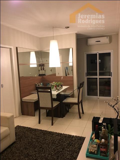 Apartamento residencial à venda no Condomínio Serra da Bocaina em Pindamonhangaba.