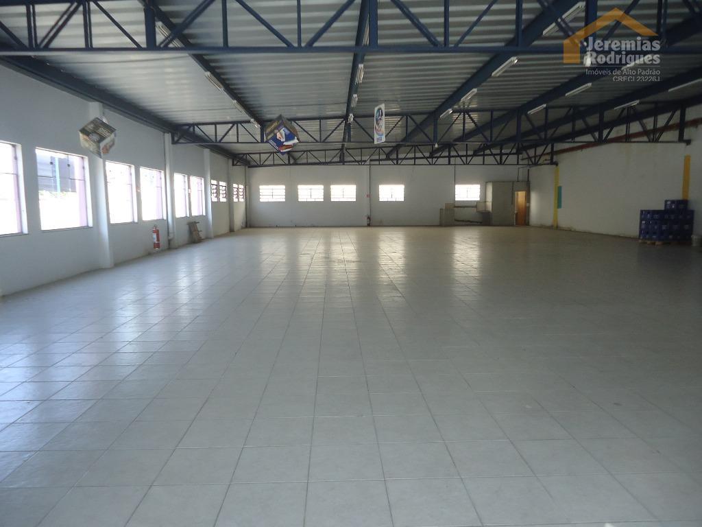 Salão comercial para locação, Santana, Pindamonhangaba - SL0137.