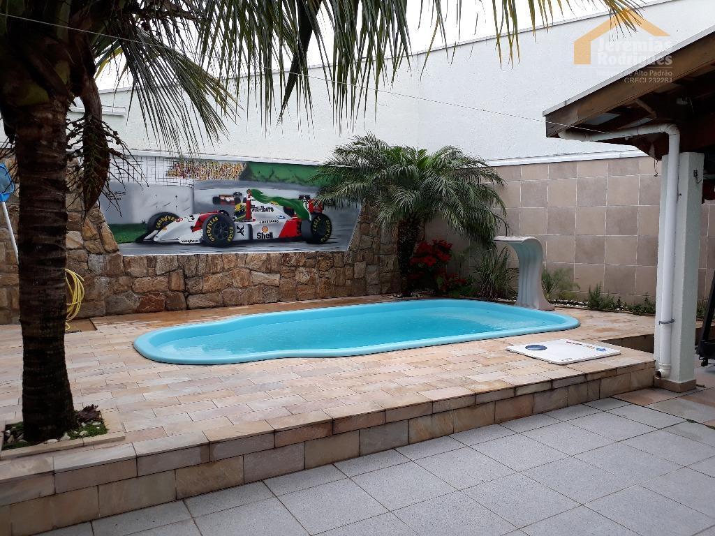 Casa residencial à venda, Jardim das Nações, Taubaté.