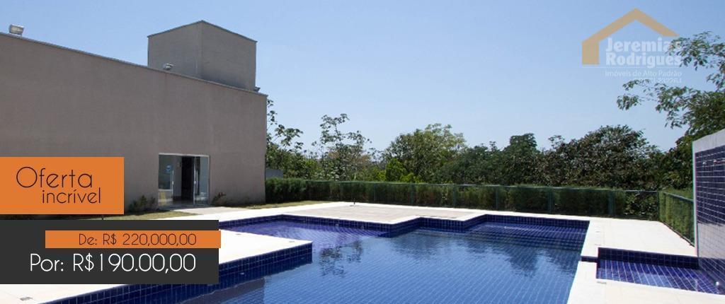 Terreno residencial à venda, Condomínio Village Splendore, Pindamonhangaba - TE1020.