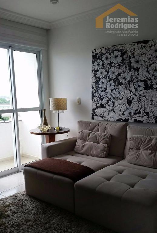 Apartamento residencial à venda no Edifício Village Towers em Taubaté.