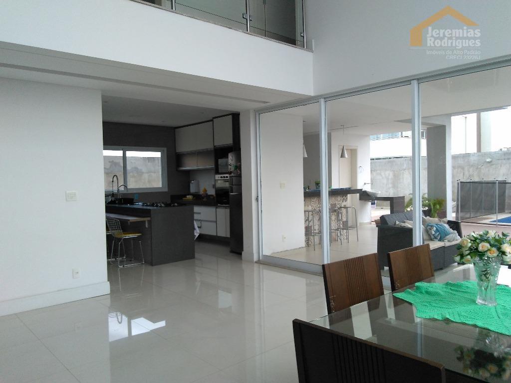 Casa residencial à venda, Condomínio Residencial Green Park, Taubaté.