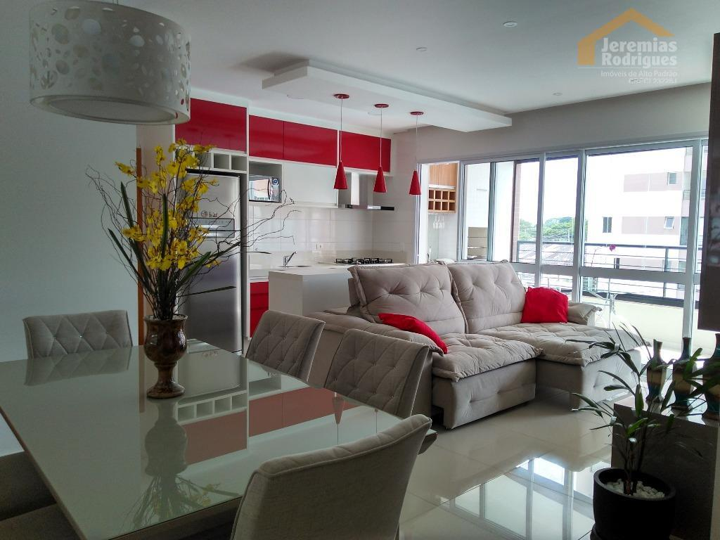 Apartamento residencial para venda e locação no Condomínio Residencial Renaissance em Taubaté.
