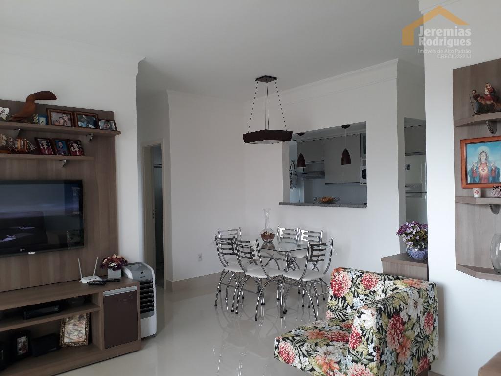 Apartamento residencial à venda no Edifício Duo em Taubaté.