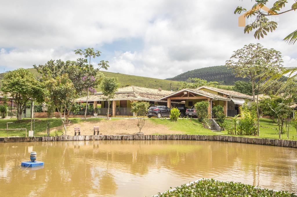 Chácara residencial à venda, Ribeirão Grande, Pindamonhangaba.