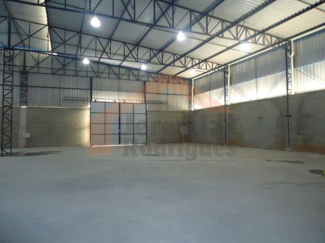 Galpão comercial para venda e locação, Cidade Nova, Pindamonhangaba - GA0119.