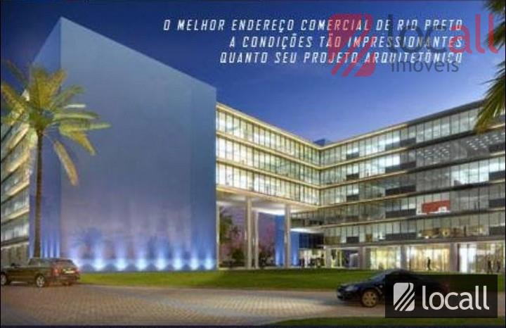 excelente salas comerciais - vários tamanhos (44,66m² / 45,24m² / 49,29m² / 77,00m² / 76,34m² /...