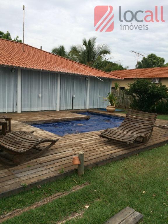 Rancho  residencial à venda, Condomínio Marina Bonita, Zacarias.