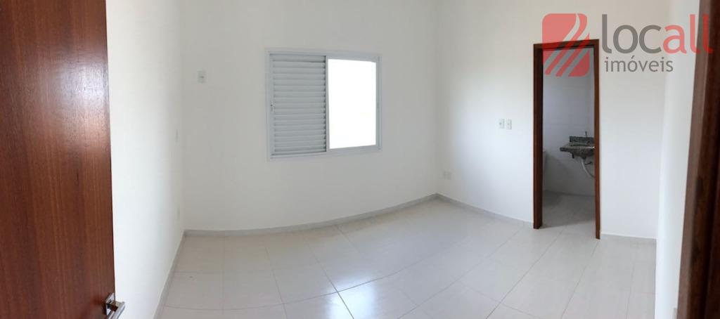 Apartamento residencial à venda, Higienópolis, São José do Rio Preto.