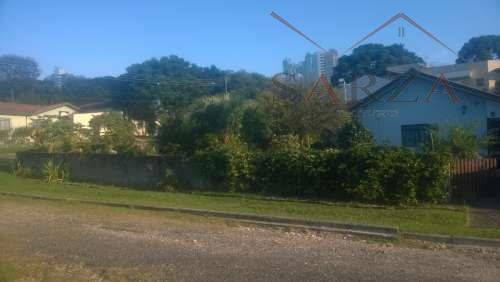 Terreno residencial à venda, Mossunguê, Curitiba - TE0001.