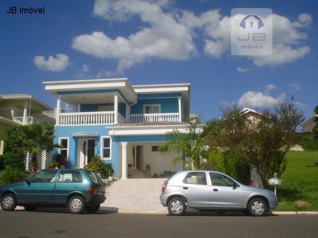 Casa residencial à venda, Alphaville Campinas, Campinas - CA0482.