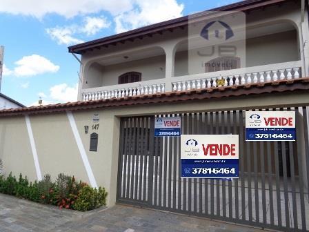 Casa residencial à venda, Parque Via Norte, Campinas - CA00869.