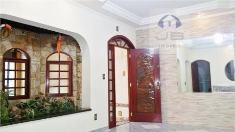 Casa residencial à venda, Parque Santa Bárbara, Campinas - CA2466.